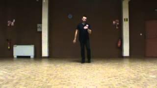 Liquid Lunch - Line Dance - (Dance & Teach) - Kick & Scuff 29