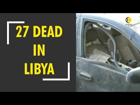 Militia fighting in Libya leaves 27 dead