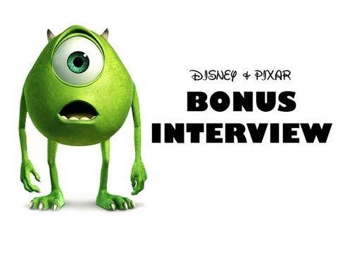 StayToonedAnimation - PIXAR BONUS INTERVIEW W/ AUSTIN MADISON