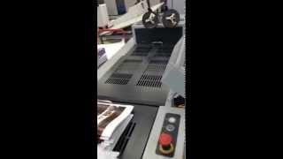 Horizon VAC-100a ST-40 SPF-200A FC-200A - booklet maker used -  LA-POSTPRESS #21153