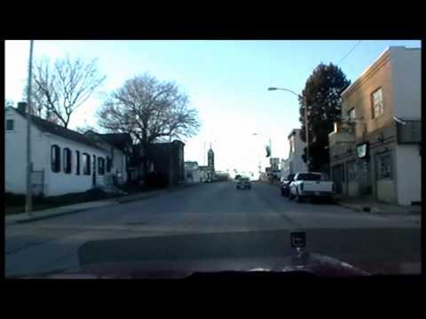 Quick Drive Through My Hometown.