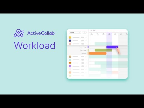ActiveCollab Workload - Announcement