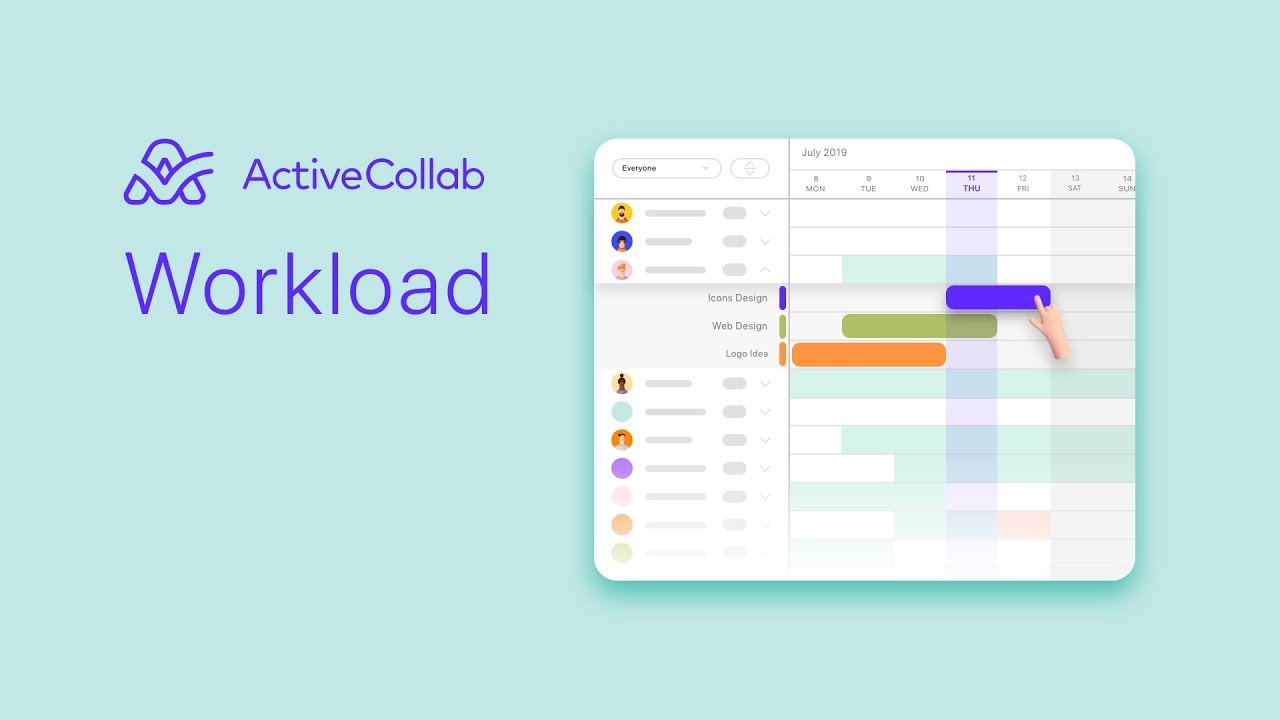 Activecollab activecollab workload - announcement