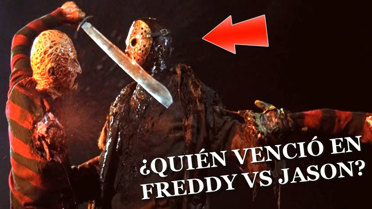 freddy krГјger vs jason