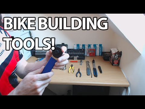 Tools For Building A Bike