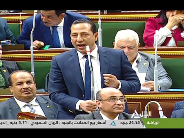 مناقشة حول الوضع في سيناء 2018⁄02⁄12