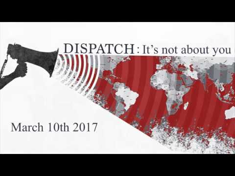 Christafari - Dispatch 2: It's Not About You...