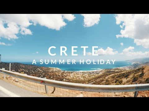 Amazing Crete 2016 | A Summer Holiday in beautiful 4K
