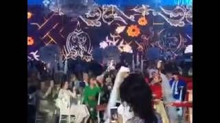 Саргис Карапетян и Саломе Кинцурашвили: танец жениха и невесты
