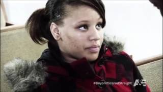 Ashley Confronts ICE MIKE Girl - Beyond Scared Straight