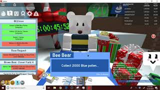 [Roblox] Beesmas 2018: The Gift of Bees - Day 9 (Bee Swarm Simulator)