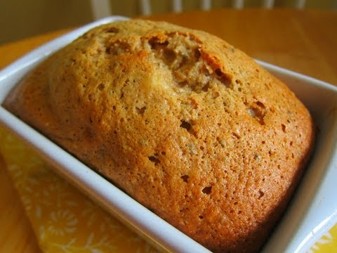 Carrot Date Loaf - Quick Recipes - Easy Recipes - How To QUICKRECIPES