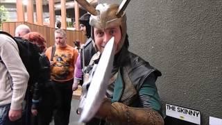 ComicCon Edinburgh 2015
