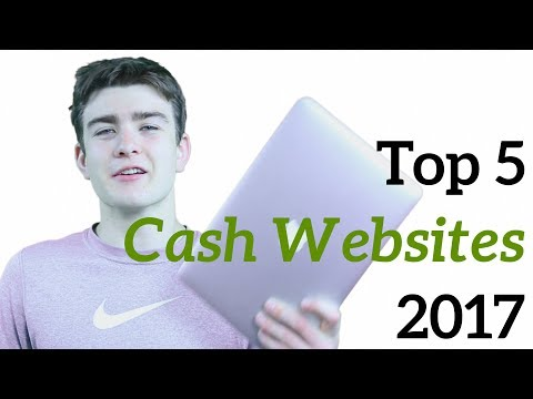Top 5 Websites for Making Money - January 2018
