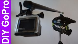 How to make a detachable 360° GoPro Swivel Mount for under 20 bucks | Hero Moments Tutorial