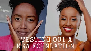 Putting Revlon ColorStay Foundation to Test|| NO TRANSFER, FULL COVERAGE???