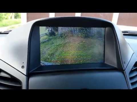 Chevrolet Orlando Установка камеры заднего хода.