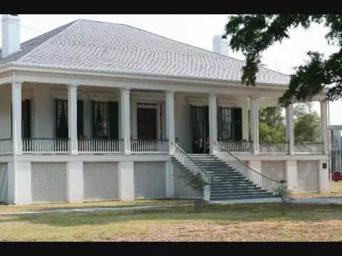 Beauvoir, Mississippi.  Jefferson Davis' Home and Presidential Library