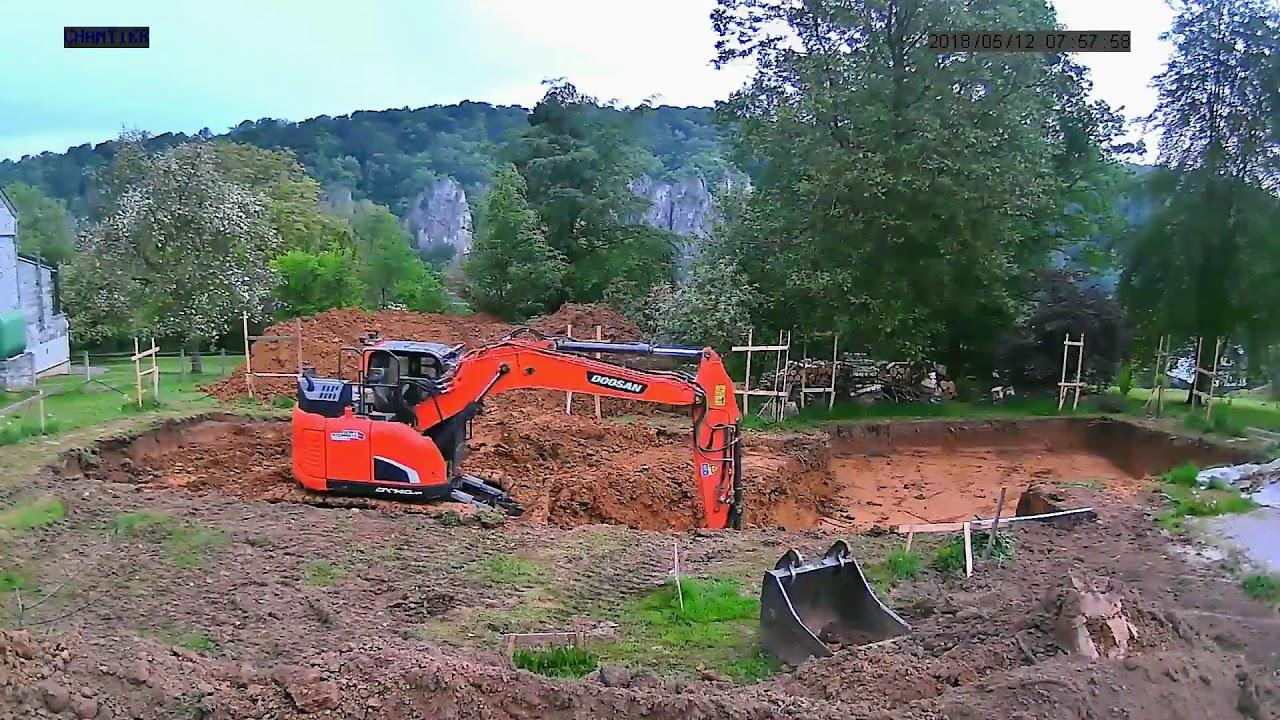 Comment Faire Un Terrassement En Pente prix de travaux de terrassement au m3 en 2020 - devis gratuit