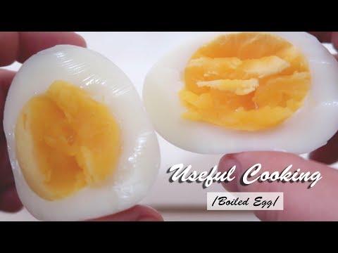 水煮蛋要煮多久?