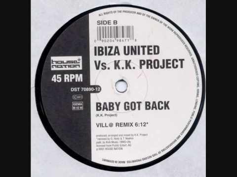 Ibiza United vs. K.K. Project - Baby Got Back