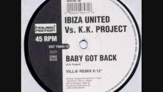 Ibiza United Vs K.K. Project - Baby Got Back (Villa Remix) (2001)