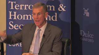 Terry Sanford Distinguished Lecture | Gen. Stanley McChrystal