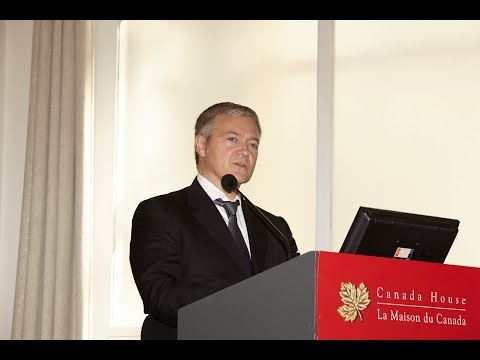 Chairman Remarks From Yamana Gold's Peter Marrone At CMS 2019