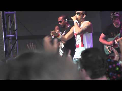 "LUDACRIS - ""Pimpin' All Over The World"" Live at Bonnaroo 2012"