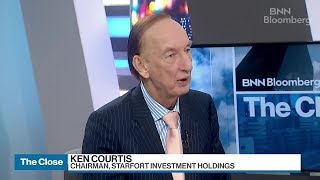 Expect the U.S. to devalue its currency to deal with China trade issues: Ken Courtis