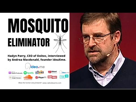 "Hadyn Parry: ""How to conquer malaria - focus on the mosquito not the vaccine!"""