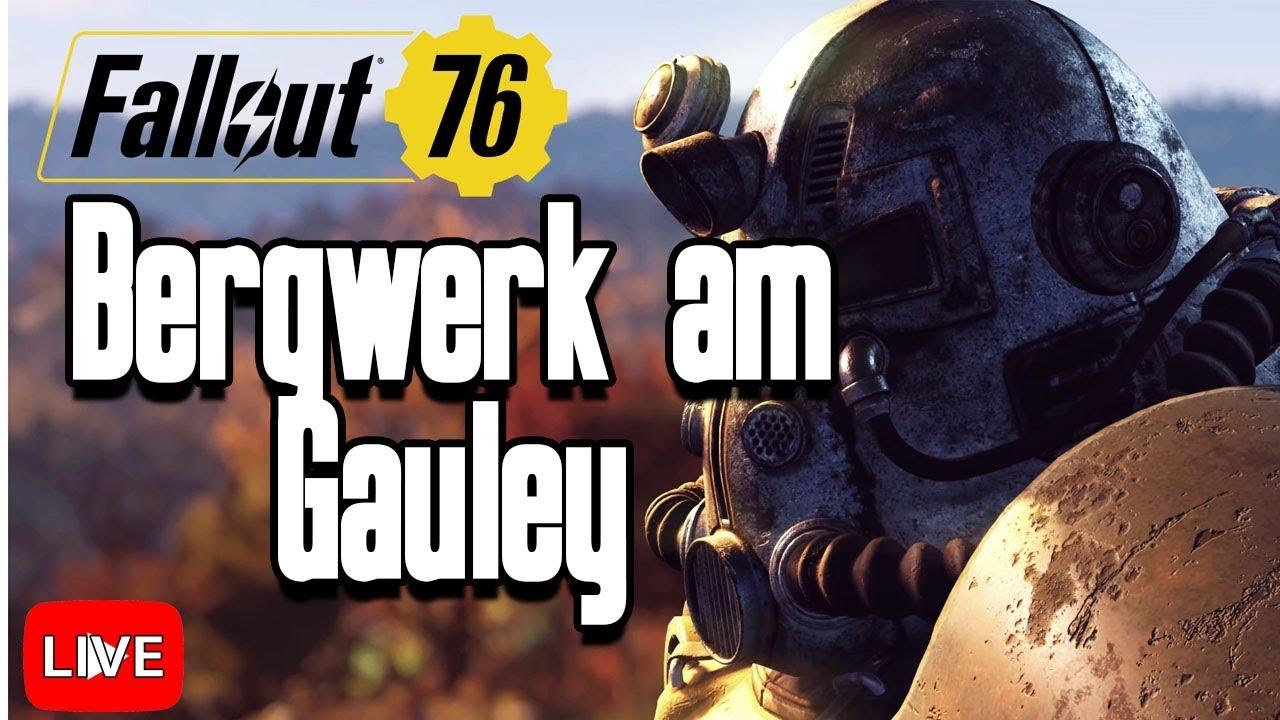 Fallout 76 Karte Deutsch.Fallout 76 Bergwerk Am Gauley Fo76 Gameplay Deutsch 06