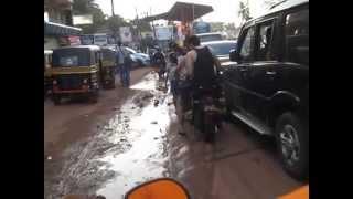 Транспорт в Индии ГОА