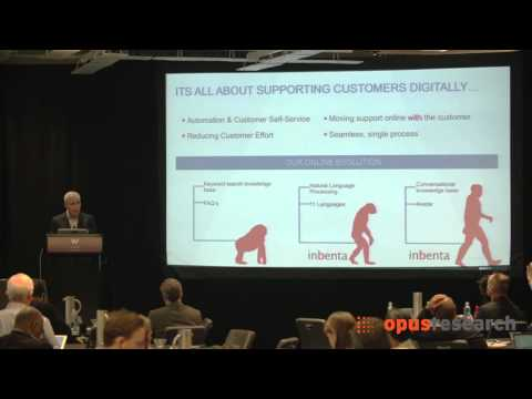 Case Study: Ticketmaster International | Intelligent Assistants Conference 2015