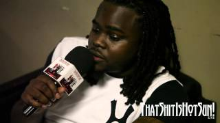 Arsonal vs Big T / Total Slaughter - Arsonal Recaps the Battle He Had With Big T