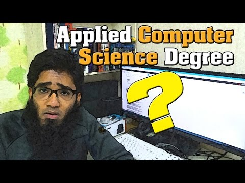 Question - Is Applied Computer Science Degree Worth ?