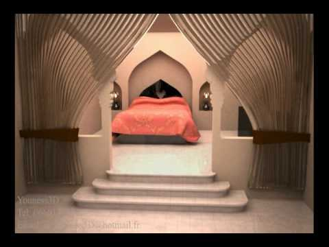 3d architecture du maroc 2014 youtube for Architecture marocaine