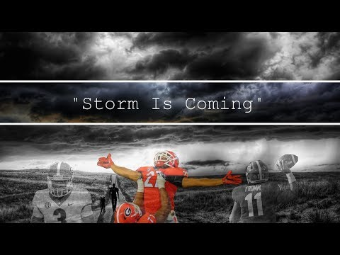 """Georgia Football Playoff/Revenge Hype 