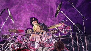 X JAPAN 紅 Kurenai Live 2018 Makuhari Messe [Kurenai ni Somatta Yoru 紅に染まった夜 Ver.]