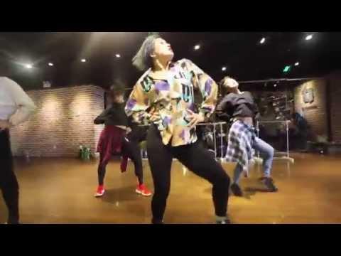 """""""Bubble Gum Bitch"""" - Sheryl Murakami Class Choreo Beijing, China"""