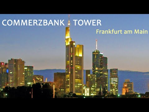 Frankfurt Commerzbank Tower   HD