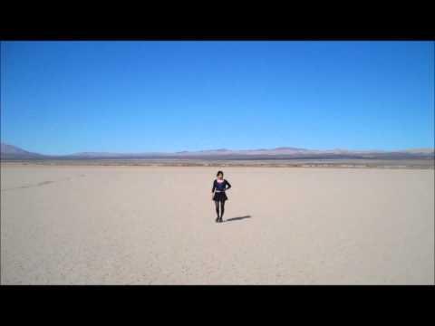 Major Desert Cartwheel FAIL