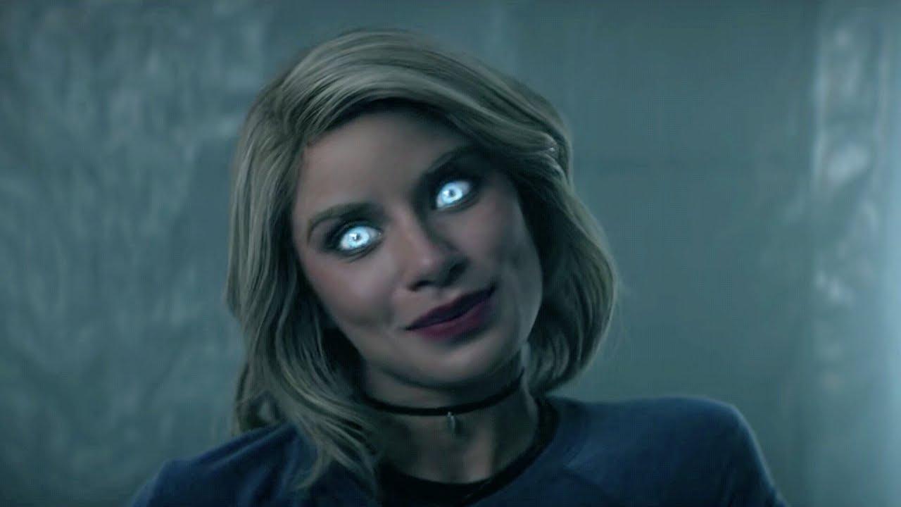 Crazy Jane Karen Escapes Doom Patrol 1x12 Hd Scene Youtube