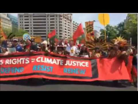 Indigenous Rights = Climate Justice