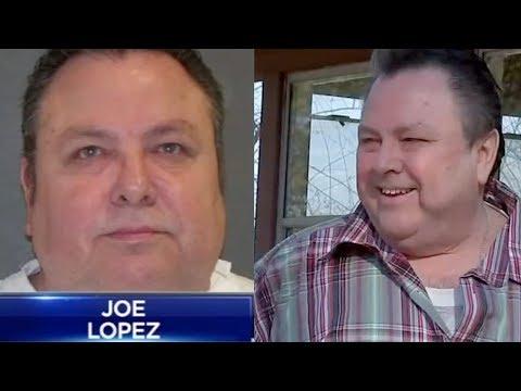 Tejano Singer Joe Lopez Released from...