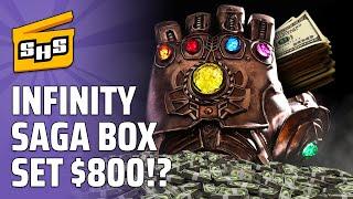 Han Solo Spinoff de la Serie y la Saga Infinity Boxset | Semanal de Noticias en el Episodio 241