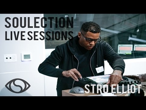 Stro Elliot performs a live set | Soulection Live Sessions Thumbnail image