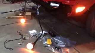 1968 mustang parking light/side marker light mods turn signal blinker