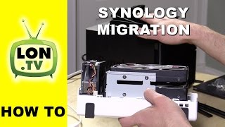 How to migrate / move from one Synology NAS to another by moving drives