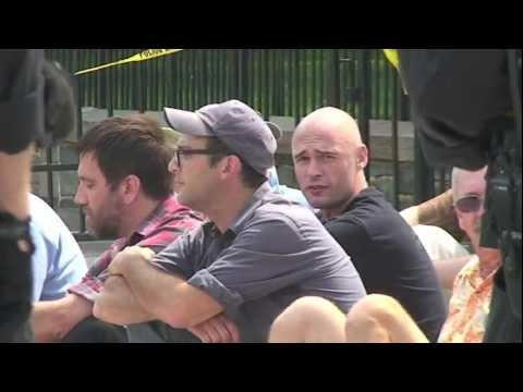 Josh Fox Writer & Director of GASLAND Arrested Protesting Tar Sands at White House